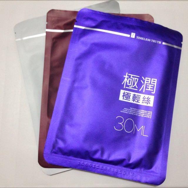 TT面膜 極輕絲系列 極潤長效保濕面膜