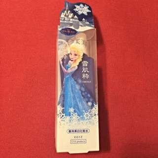 日購 KOSE 雪肌粹 藥用美白化妝水 冰雪奇緣限定版。