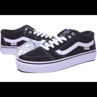 Vans Pro Skate TNT SG 滑板鞋 黑色 男女鞋款