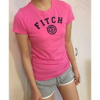 Abercrombie & Fitch Parker短袖t-shirt