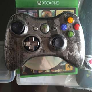 XBOX 360 Remote COD MW3 edition