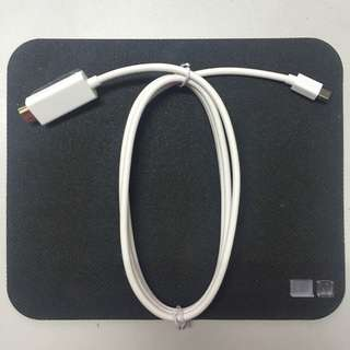 Apple Thunderbolt To HDMI Cable