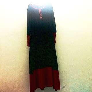 Glitter Abaya