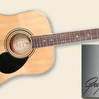 GREG BENNETT Acoustic Guitar.