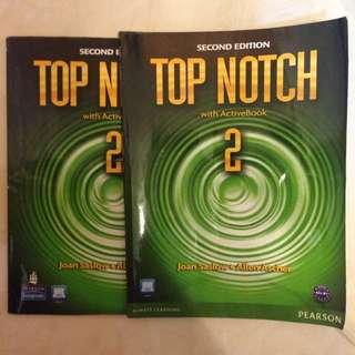Top Notch 2 (剩1本)