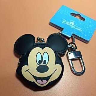 [HoK]⚜迪士尼 米奇錢包鑰匙圈~聖誕節交換禮物(含運)