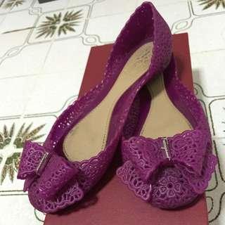 Salvatore Ferragamo Shoes (Purple)
