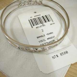 Agnes B 純銀手環