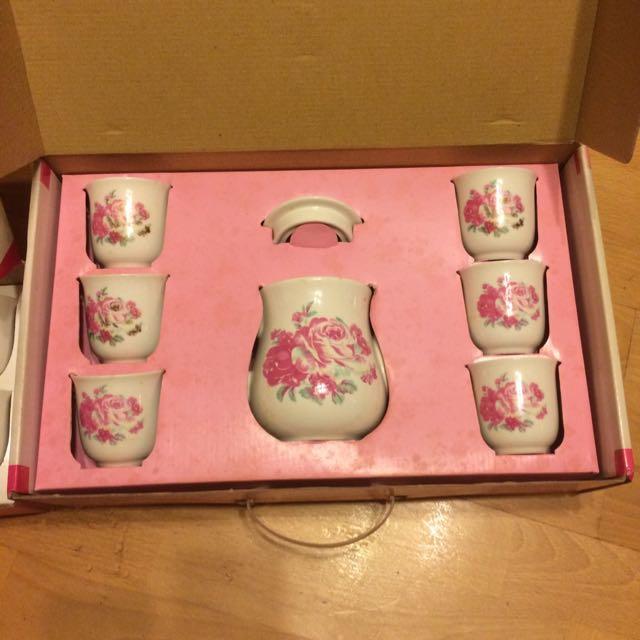 陶瓷杯壺組