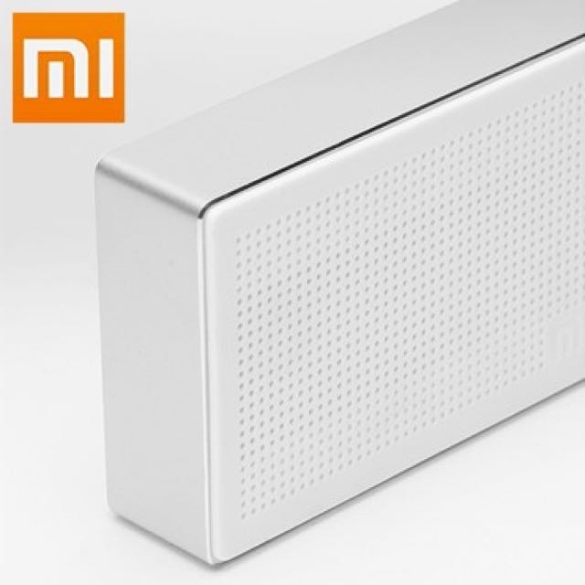 小米藍芽喇叭 小米方盒子 藍芽音箱 藍芽4.0