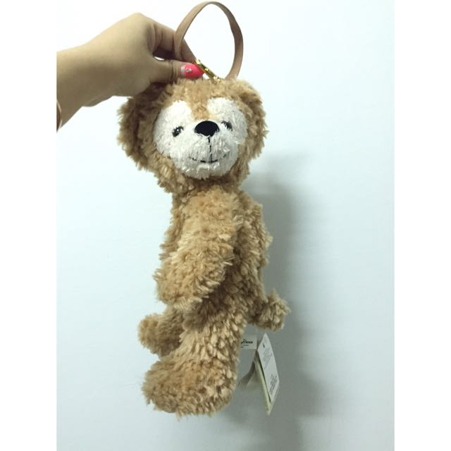 Duffy達菲吊飾玩偶
