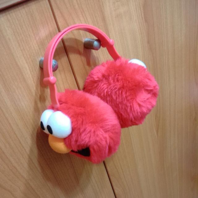 (出清)Elmo保暖耳罩
