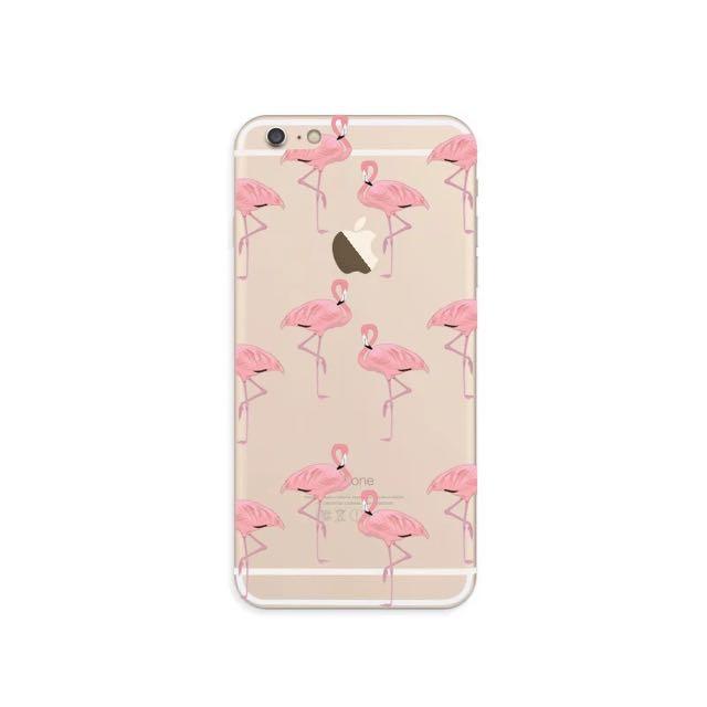 紅鶴iphone全包軟殼