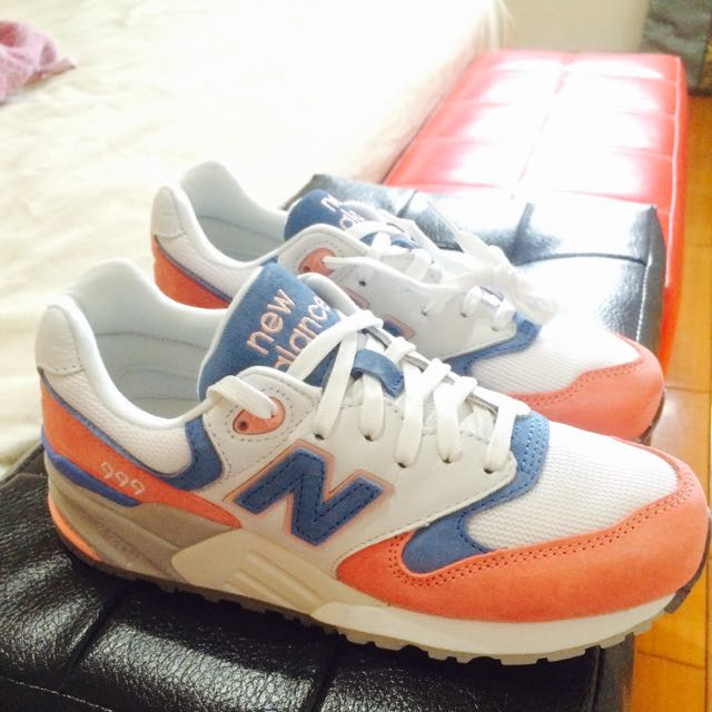 NB999-粉紅藍配色(女鞋)