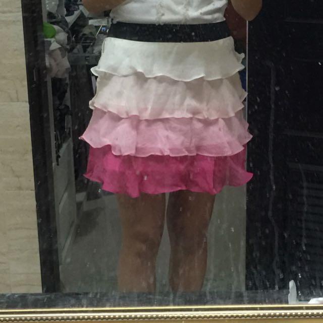 二手nuee漸色美裙