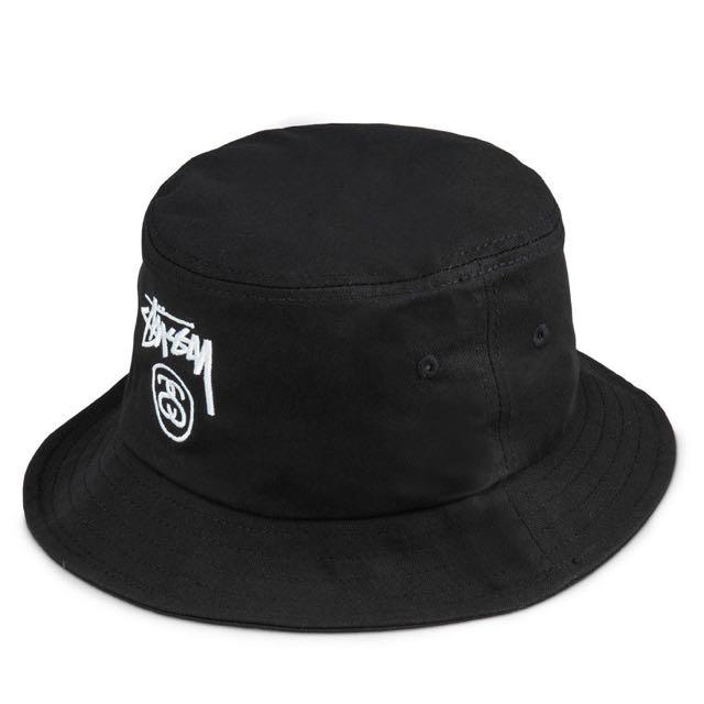 2dd88becfd0b66 Stussy STOCK LOCK SU15 BUCKET HAT, Men's Fashion on Carousell