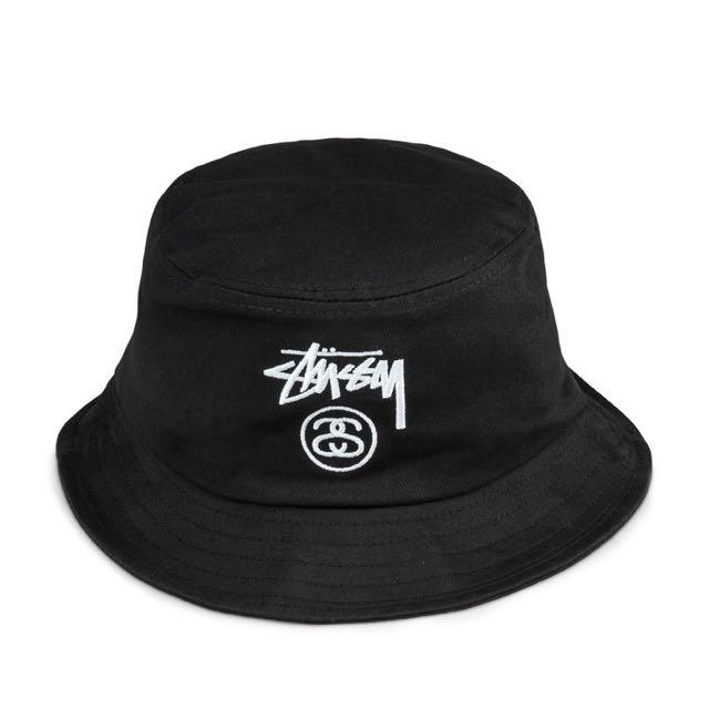 9929193256f0d Stussy STOCK LOCK SU15 BUCKET HAT, Men's Fashion on Carousell