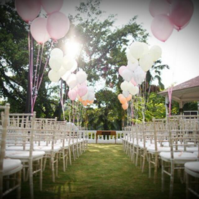 Wedding Package For BURKILL HALL