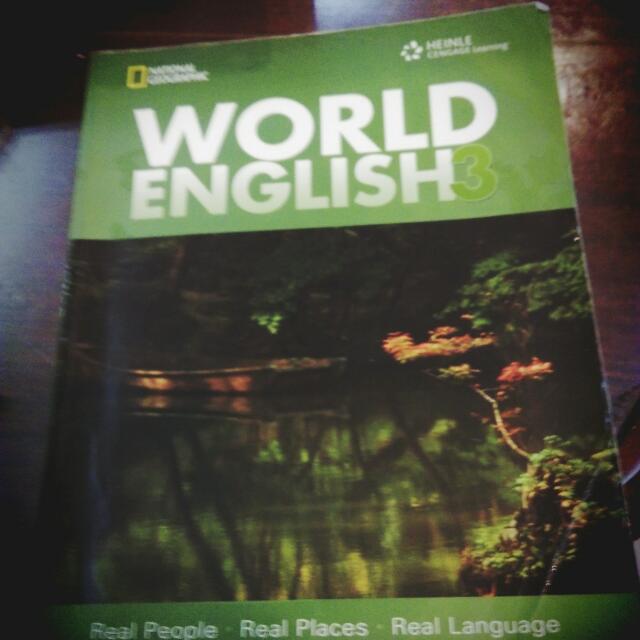 World English 二手