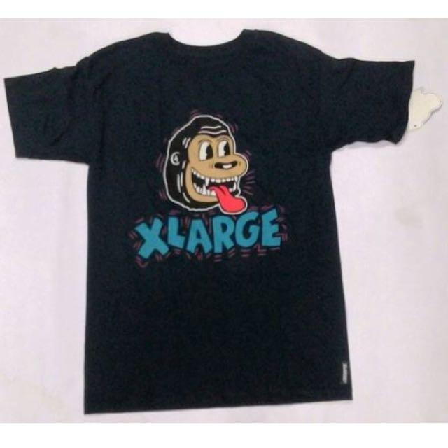 X-LARGE GORILLA POP TEE.