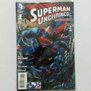 DC Comics: Superman Unchained