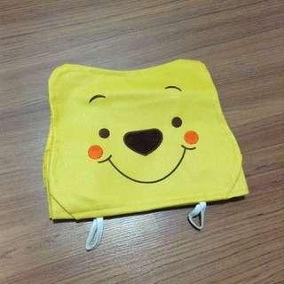 Brand New Pooh Bear Tissue Box Cover