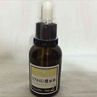 日本本土雪萌老品牌 2號玻尿酸原液