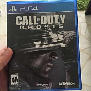 Ps4 Game COD