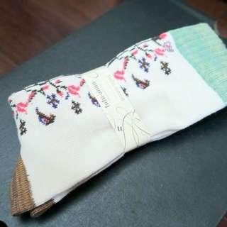 Tutuanna長襪 日本購入 全新
