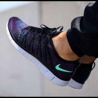 Nike Free 5.0 Flyknit 跑步鞋 慢跑鞋 赤足針織 男鞋款