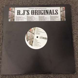 Various Artists - R.J's Originals 2LP