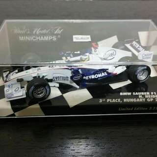 BMW Sauber 1/43 F1 Racing