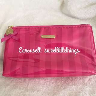 ✅InStock Victoria's Secret Travel Purse Toiletries Bag Organizer Pouch