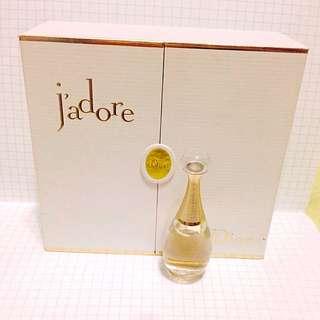 Dior 真我宣言j'adore 香氛小香 5ml
