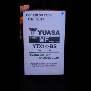 YUASA YTX14-BS