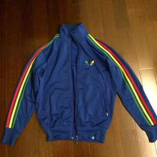 Adidas Original三葉草 運動外套