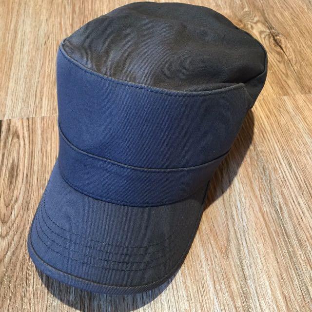 灰色紳士帽-2手