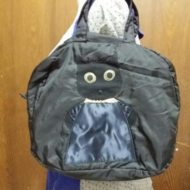 貓咪手拿包