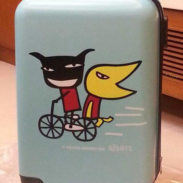 阿朗基   20吋   行李箱