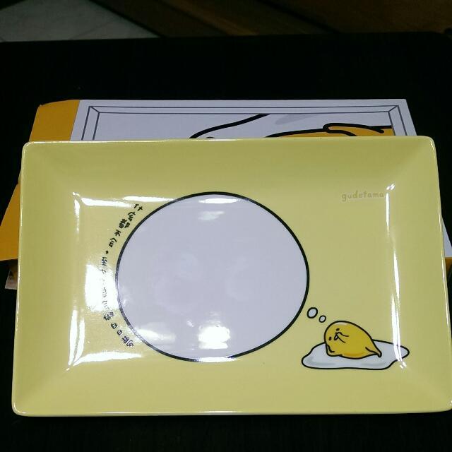 蛋黃哥 盤子