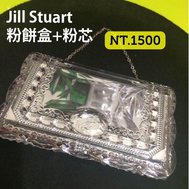 日本代購 / JILLSTUART / 寶盒粉餅+粉芯