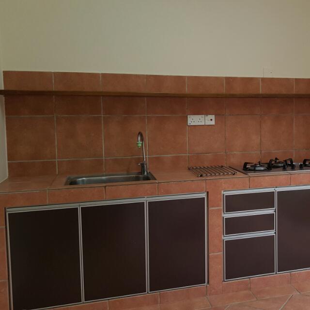 9feet Aluminium Cabinet Doors For Concrete Sink Support Furniture