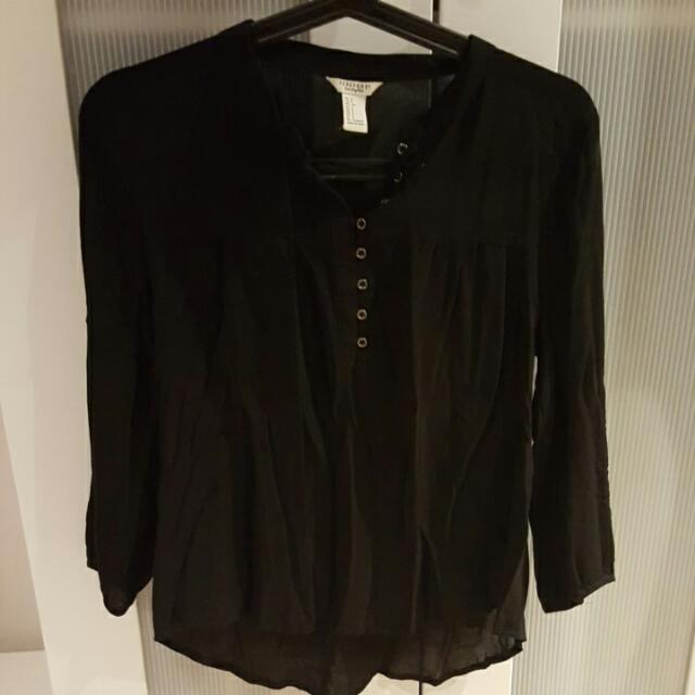 Black Woman Shirt