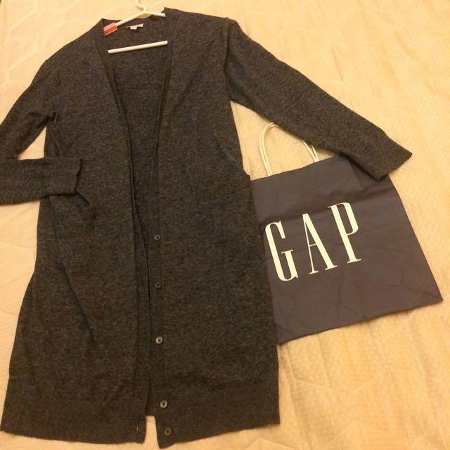 Gap長版針織衫