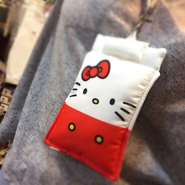 Hello Kitty 手機包 (日本正品)