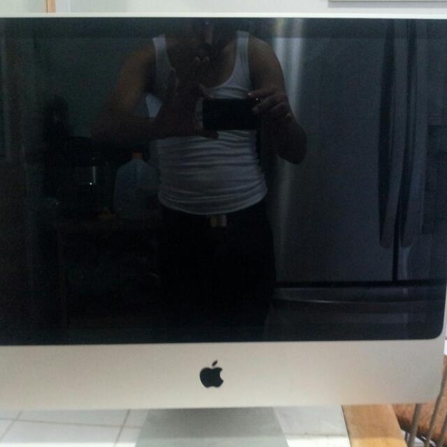 imac model number a1225 used