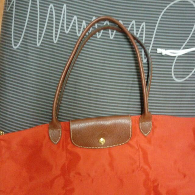 Longchamp 基本款折疊包《待匯款》