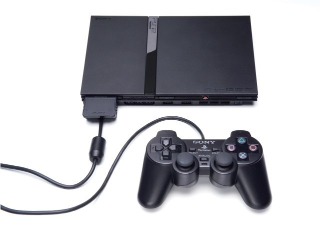 S$50 (Original Price S$300) - Sony Playstation 2 Slim SCPH-70006 (Modded  with matrix infinity modchip) with 3 controller and a PS2 gun