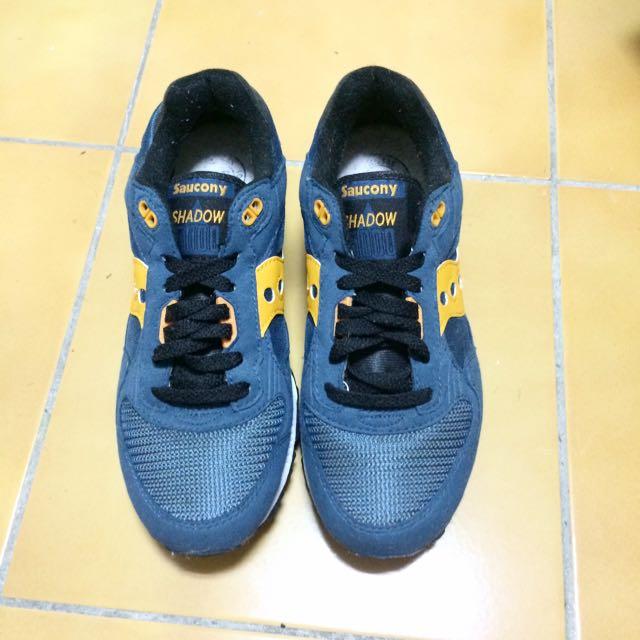Saucony2015春夏配色慢跑鞋 尺寸UK7