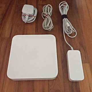 Apple Airport Extreme A1408 Wifi Router